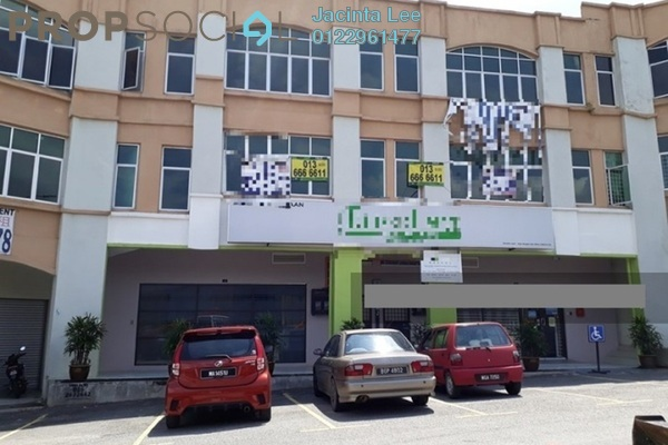 For Sale Shop at Bandar Pinggiran Subang, Subang Freehold Unfurnished 0R/6B 1.3m