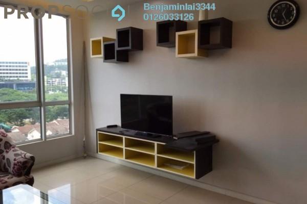 For Rent Condominium at Menjalara 18 Residences, Bandar Menjalara Freehold Fully Furnished 4R/3B 2.3k