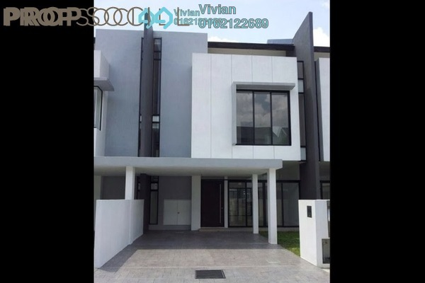 For Rent Villa at Blu Constellation, Seri Kembangan Freehold Fully Furnished 6R/5B 4.5k