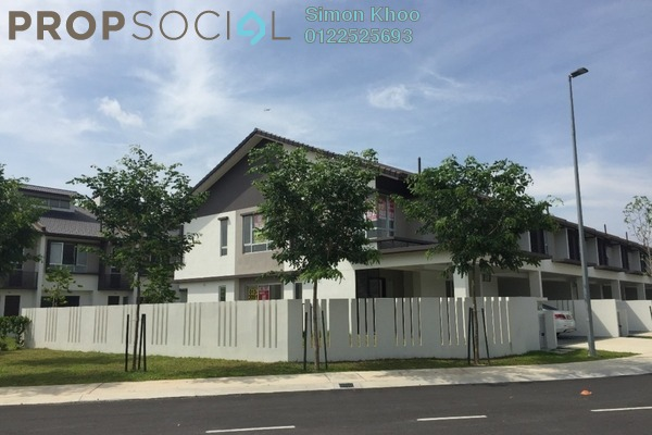 For Sale Terrace at Arahsia, Tropicana Aman Freehold Unfurnished 4R/3B 1.18m