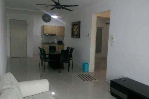 For Rent Condominium at Kiara Residence, Bukit Jalil Freehold Fully Furnished 3R/2B 2k