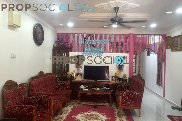 For Sale Superlink at Taman Selatan, Klang Freehold Semi Furnished 5R/3B 680k
