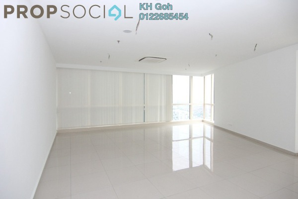 For Rent SoHo/Studio at Pinnacle, Petaling Jaya Freehold Semi Furnished 0R/1B 1.6k