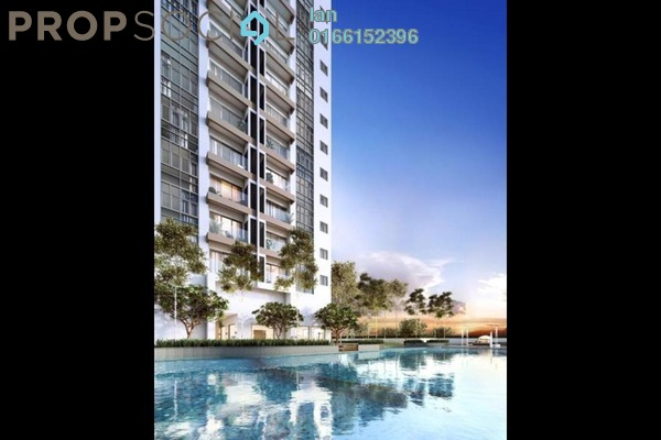 For Sale Condominium at Parc Ville, Bandar Puchong Jaya Freehold Semi Furnished 3R/2B 695k
