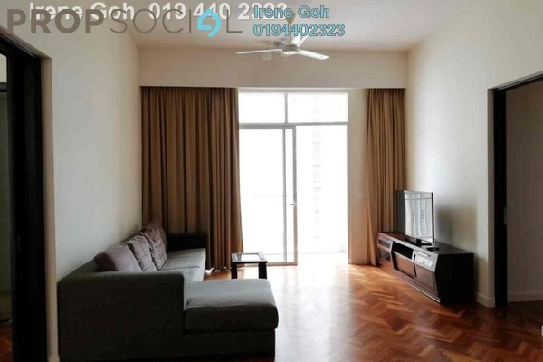 For Rent Condominium at Quayside, Seri Tanjung Pinang Freehold Fully Furnished 1R/2B 4.2k
