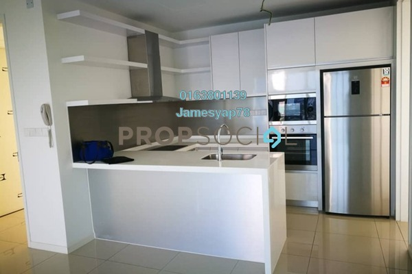 For Sale Serviced Residence at EcoSky, Jalan Ipoh Freehold Semi Furnished 3R/3B 980k