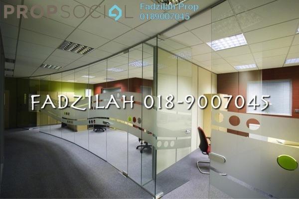 For Rent Office at Solaris Dutamas, Dutamas Freehold Semi Furnished 0R/0B 3.1k