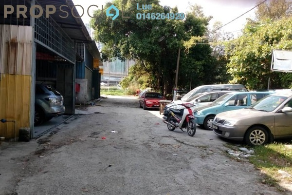 For Sale Factory at Kawasan Perindustrian Sungai Rasau, Klang Freehold Unfurnished 0R/0B 550k