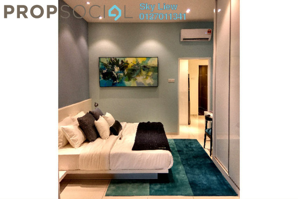 For Sale Condominium at Greenfield Residence, Bandar Sunway Leasehold Semi Furnished 2R/1B 388k