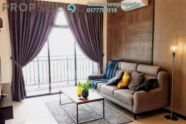For Rent Condominium at Molek Regency, Johor Bahru Freehold Fully Furnished 2R/2B 2.2k