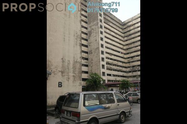 For Rent Apartment at Pelangi Magna, Kepong Freehold Unfurnished 3R/2B 800translationmissing:en.pricing.unit