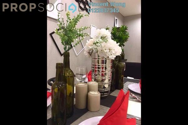 For Sale SoHo/Studio at Summer Suites, KLCC Freehold Fully Furnished 2R/1B 850k
