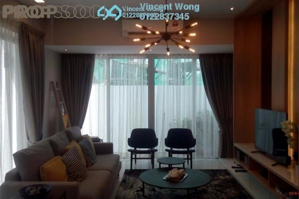 For Sale Villa at Elevia Residences, Bandar Puchong Utama Leasehold Unfurnished 4R/4B 1.28m