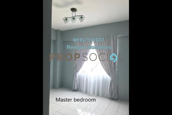 For Rent Condominium at Garden Park, Bandar Sungai Long Freehold Unfurnished 3R/2B 900translationmissing:en.pricing.unit