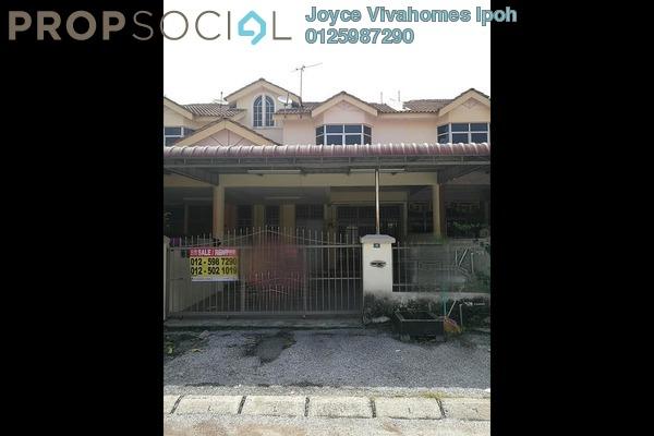 For Sale Terrace at Medan Klebang Restu, Chemor Freehold Unfurnished 4R/3B 260k