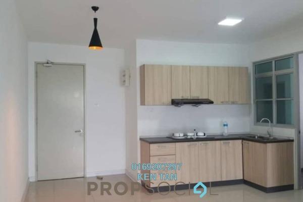 For Rent Condominium at Kiara Residence, Bukit Jalil Freehold Semi Furnished 3R/2B 1.7k