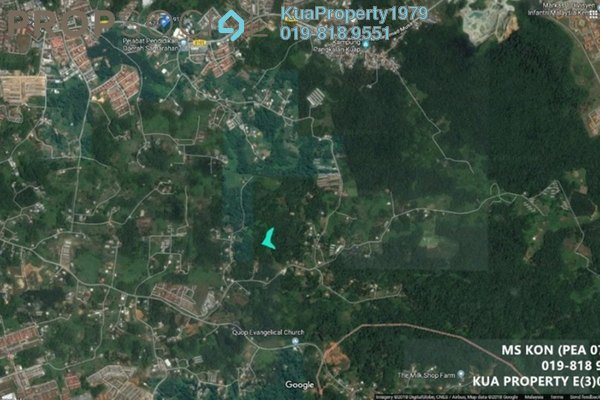 For Sale Land at Jalan Kuap, Kuching Leasehold Unfurnished 0R/0B 700k