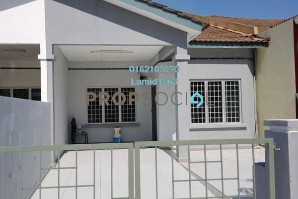 For Sale Terrace at Bandar Tasik Puteri, Rawang Freehold Semi Furnished 3R/2B 285k