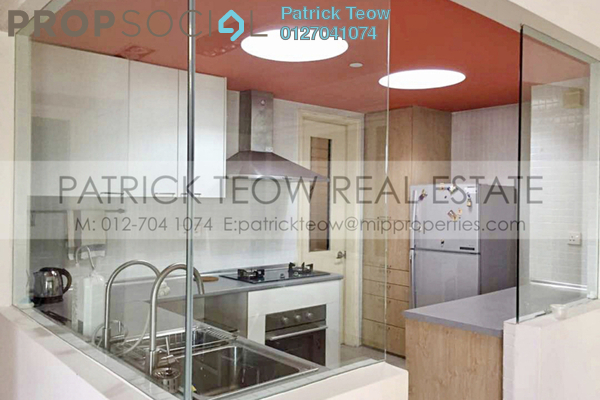 For Rent Condominium at i-Zen Kiara I, Mont Kiara Freehold Fully Furnished 3R/3B 4k