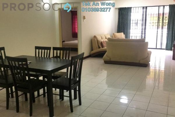 For Rent Condominium at Vista Komanwel, Bukit Jalil Freehold Fully Furnished 4R/2B 1.8k
