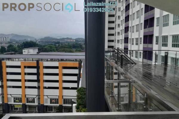 For Sale Apartment at Saville @ Kajang, Kajang Freehold Unfurnished 3R/2B 420k