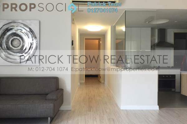 For Rent Condominium at i-Zen Kiara I, Mont Kiara Freehold Fully Furnished 3R/3B 5k