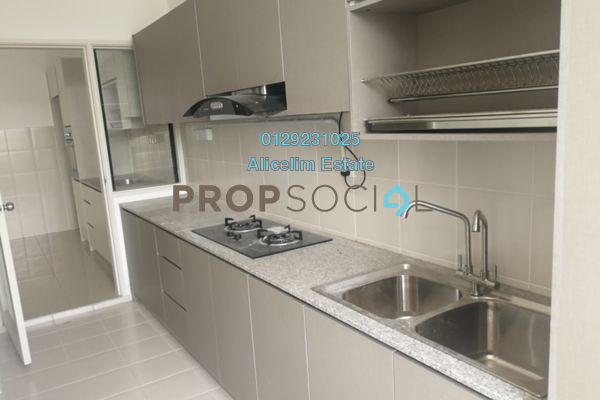 For Rent Townhouse at Primer Garden Town Villas, Cahaya SPK Freehold Semi Furnished 4R/4B 2.1k