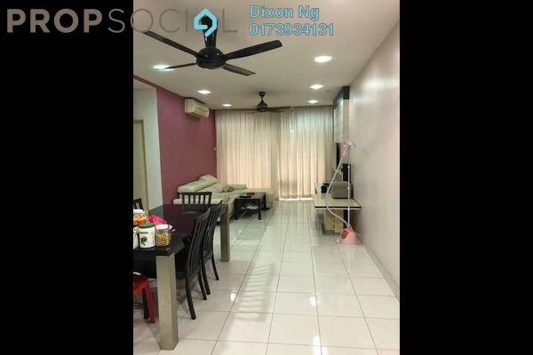 For Sale Condominium at Koi Kinrara, Bandar Puchong Jaya Freehold Semi Furnished 3R/2B 480k