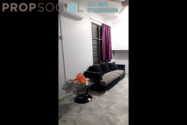 For Sale Terrace at SD11, Bandar Sri Damansara Freehold Semi Furnished 3R/2B 1.38m