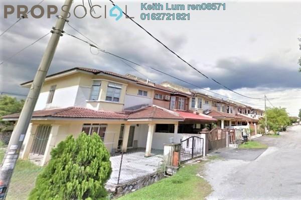 For Sale Terrace at Taman Lestari Putra, Bandar Putra Permai Freehold Fully Furnished 4R/3B 850k