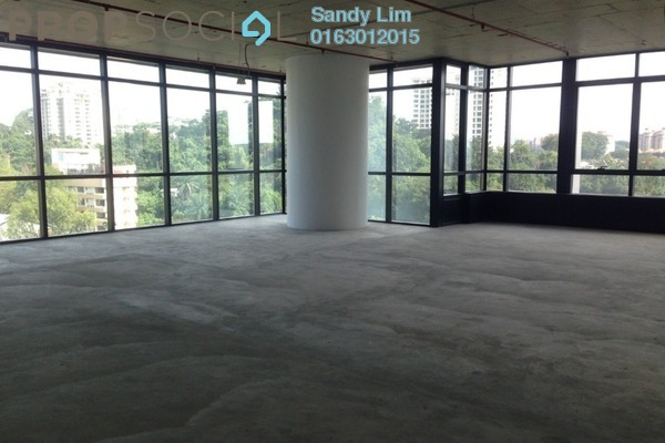 For Sale Office at Menara MBMR, Mid Valley City Freehold Unfurnished 0R/2B 3.23m