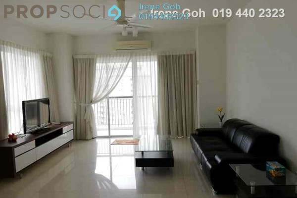 For Rent Condominium at Platino, Gelugor Freehold Fully Furnished 4R/3B 3.3k