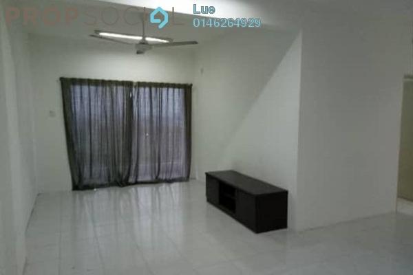 For Sale Condominium at De Centrum Unipark Condominium, Kajang Freehold Semi Furnished 3R/2B 340k