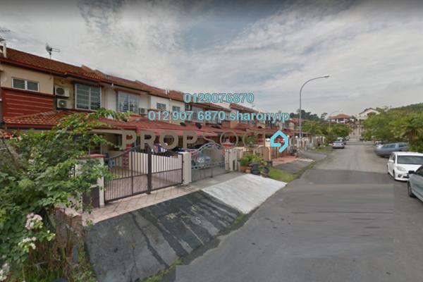 For Rent Terrace at Taman Segar Perdana, Cheras Freehold Fully Furnished 4R/3B 1.7k