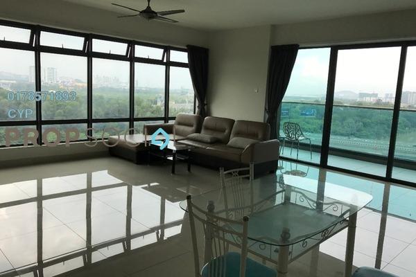 For Rent Condominium at Senza Residence, Bandar Sunway Freehold Fully Furnished 1R/1B 650translationmissing:en.pricing.unit