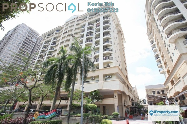 For Rent Condominium at Mayfair, Sri Hartamas Freehold Fully Furnished 2R/1B 2.5k