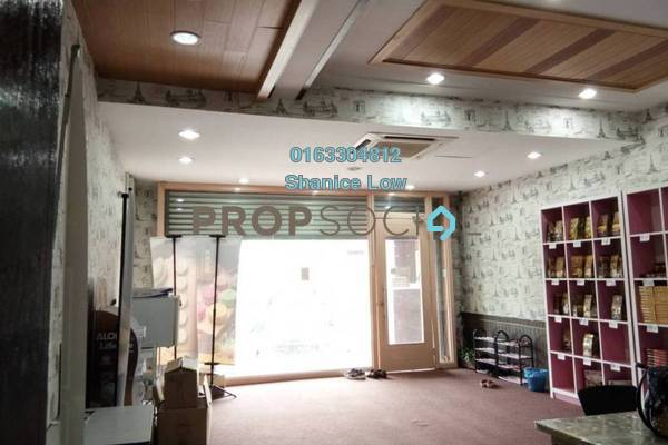 For Rent Shop at Puteri 5, Bandar Puteri Puchong Freehold Semi Furnished 2R/2B 3.5k