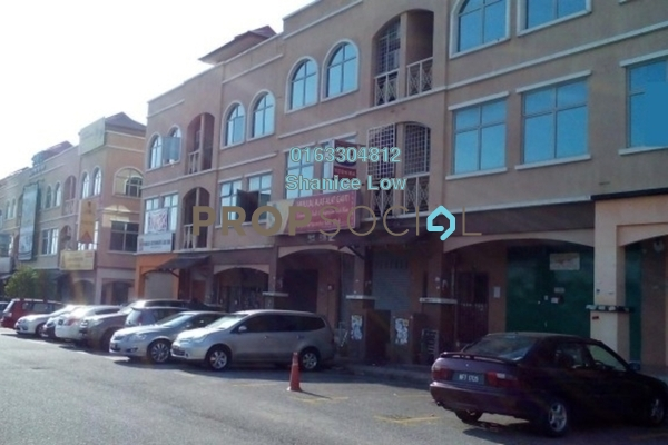 For Sale Shop at Puteri 5, Bandar Puteri Puchong Freehold Semi Furnished 0R/6B 1.95m