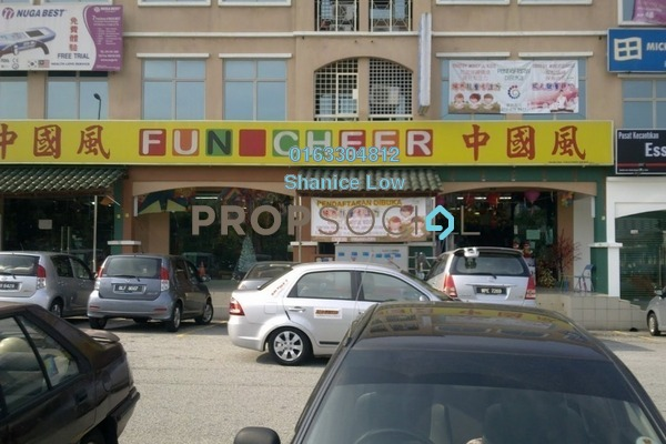 For Sale Shop at Puteri 5, Bandar Puteri Puchong Freehold Semi Furnished 0R/6B 2.2m