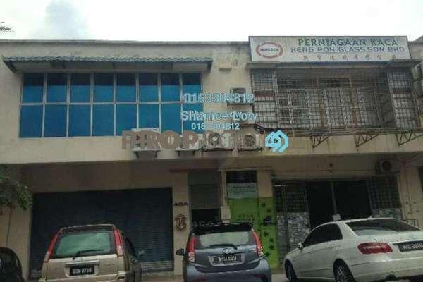 For Rent Office at Puteri 5, Bandar Puteri Puchong Freehold Semi Furnished 2R/1B 950translationmissing:en.pricing.unit