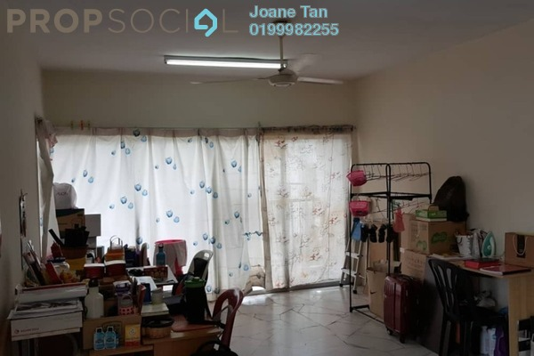 For Sale Condominium at Menara Alpha, Wangsa Maju Freehold Unfurnished 3R/2B 360k