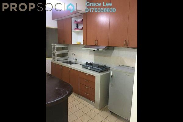 For Rent Apartment at Desaminium Flora, Bandar Putra Permai Freehold Fully Furnished 3R/2B 1k