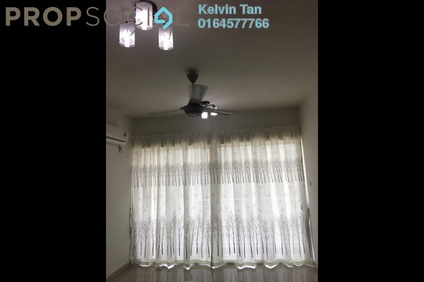 For Rent Condominium at Gardens Ville, Sungai Ara Freehold Semi Furnished 3R/2B 1.05k