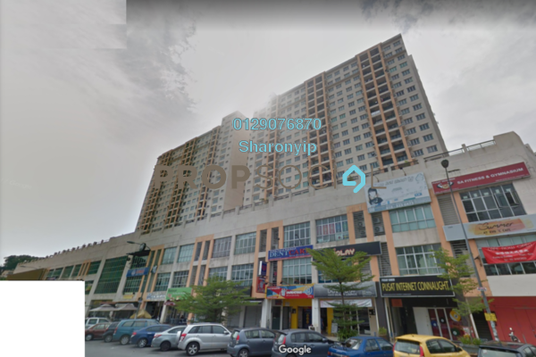 For Sale Condominium at Connaught Avenue, Cheras Freehold Unfurnished 3R/2B 395k