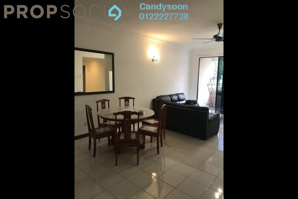 For Rent Condominium at Angkasa Impian 1, Bukit Ceylon Freehold Fully Furnished 3R/2B 2.8k