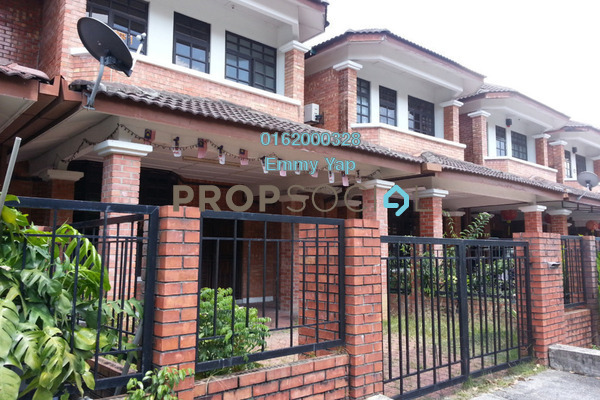 For Sale Terrace at SL2, Bandar Sungai Long Freehold Unfurnished 4R/3B 850k