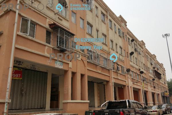 For Sale Apartment at Taman Serdang Perdana, Seri Kembangan Freehold Unfurnished 3R/1B 120k