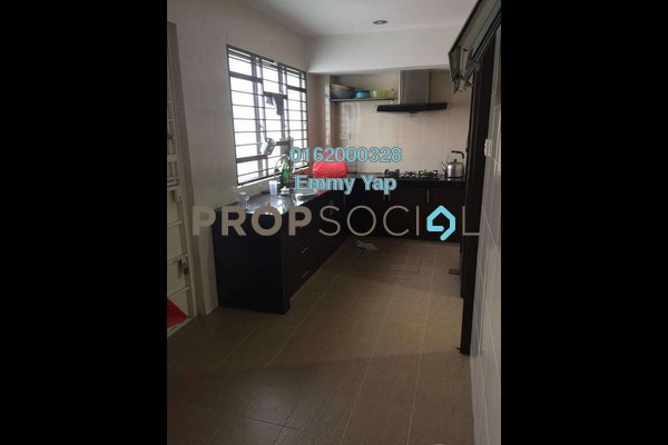 For Sale Terrace at Taman Suria, Bandar Sungai Long Freehold Semi Furnished 4R/3B 720k