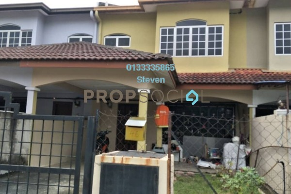 For Sale Terrace at Bandar Teknologi Kajang, Semenyih Freehold Unfurnished 4R/3B 450k