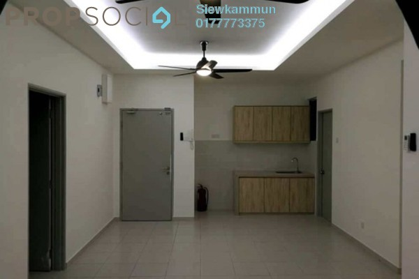 For Rent Serviced Residence at The Zizz, Damansara Damai Freehold Semi Furnished 3R/2B 1.5k
